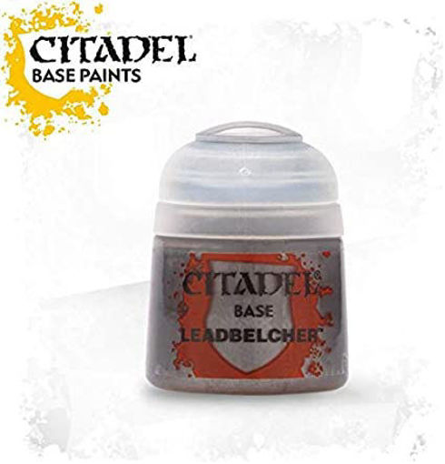 Picture of Citadel Paint: Base - Leadbelcher