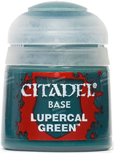 Picture of Citadel Paint: Base - Lupercal Green