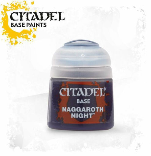 Picture of Citadel Paint: Base - Naggaroth Night
