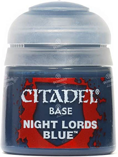 Picture of Citadel Paint: Base - Night Lords Blue