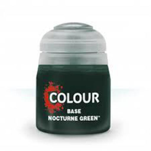 Picture of Citadel Paint: Base - Nocturne Green