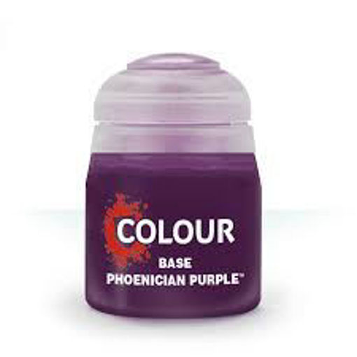 Picture of Citadel Paint: Base - Phoenician Purple