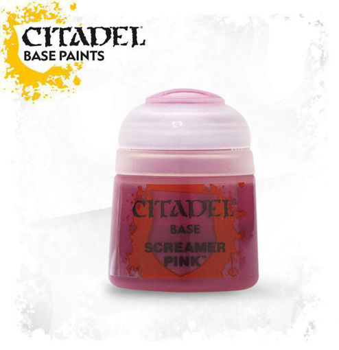 Picture of Citadel Paint: Base - Screamer Pink