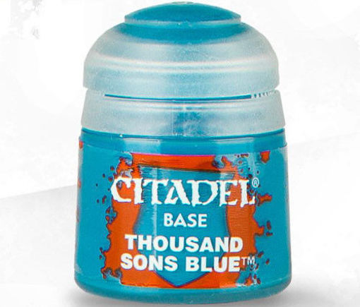 Picture of Citadel Paint: Base - Thousand Sons Blue 12ml
