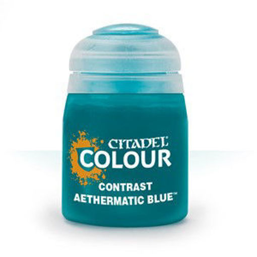 Picture of Citadel Paint: Contrast - Aethermatic Blue