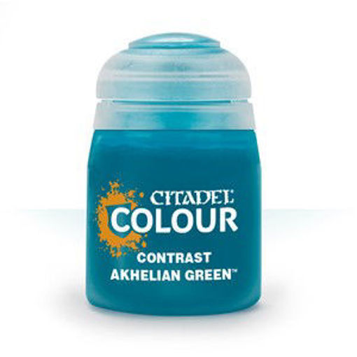 Picture of Citadel Paint: Contrast - Akhelian Green