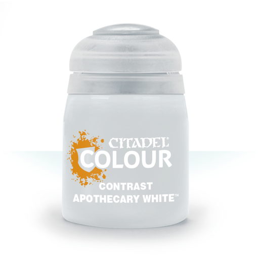 Picture of Citadel Paint: Contrast - Apothecary White