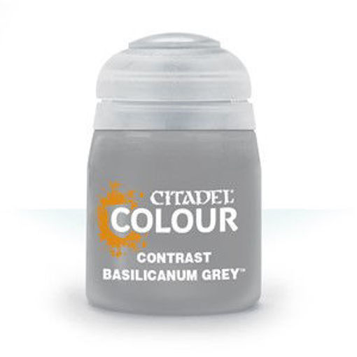 Picture of Citadel Paint: Contrast - Basilicanum Grey
