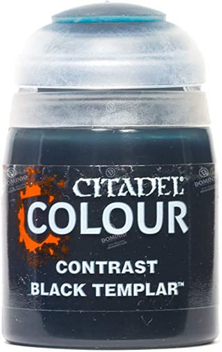 Picture of Citadel Paint: Contrast - Black Templar