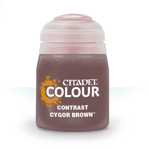 Picture of Citadel Paint: Contrast - Cygor Brown