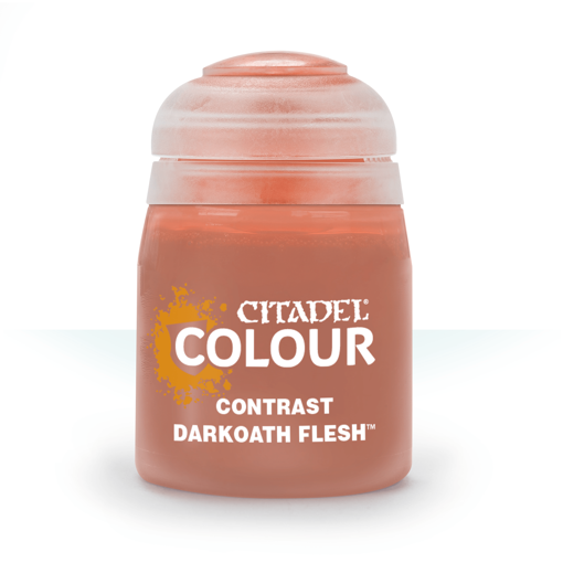 Picture of Citadel Paint: Contrast - Darkoath Flesh