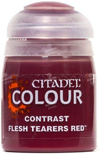 Picture of Citadel Paint: Contrast - Fleshtearers Red