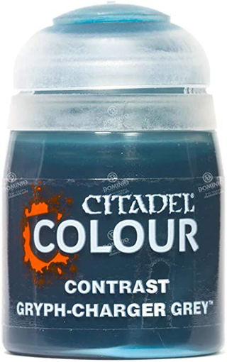 Picture of Citadel Paint: Contrast - Gryph-charger Grey