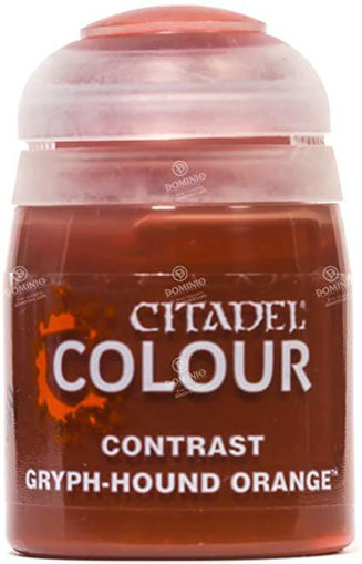 Picture of Citadel Paint: Contrast - Gryph-hound Orange