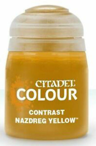 Picture of Citadel Paint: Contrast - Nazdreg Yellow