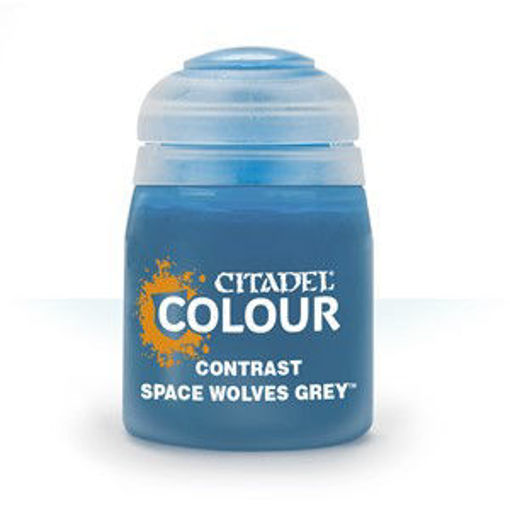 Picture of Citadel Paint: Contrast - Space Wolves Grey