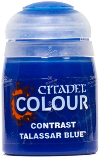 Picture of Citadel Paint: Contrast - Talassar Blue