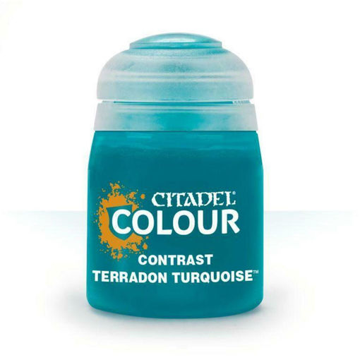 Picture of Citadel Paint: Contrast - Terradon Turquoise