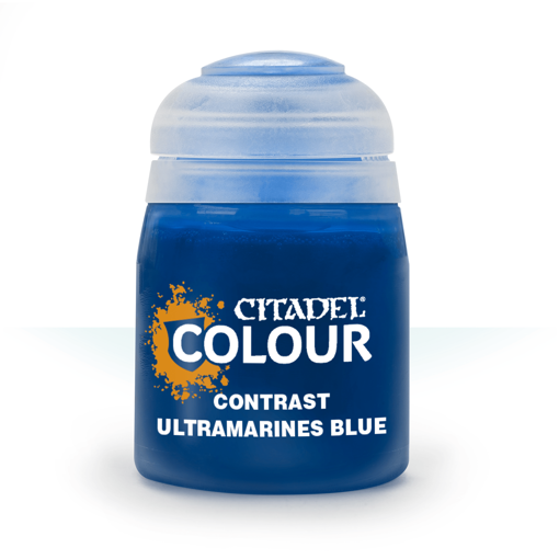 Picture of Citadel Paint: Contrast - Ultramarines Blue
