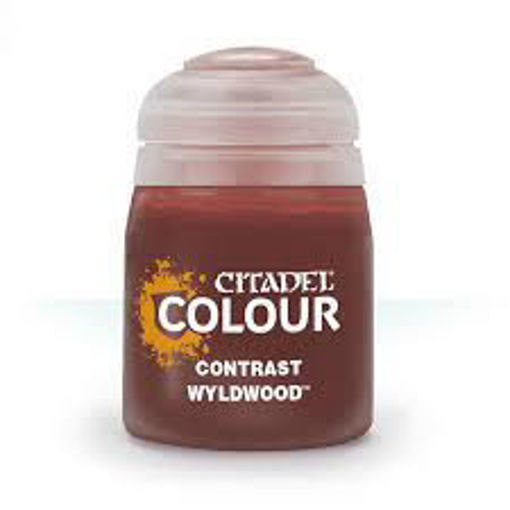 Picture of Citadel Paint: Contrast - Wyldwood