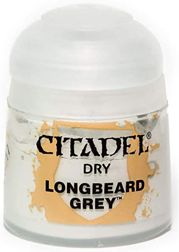 Picture of Citadel Paint: Dry - Longbeard Grey