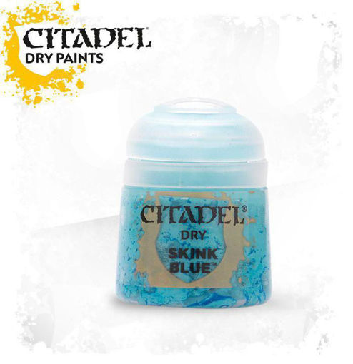 Picture of Citadel Paint: Dry - Skink Blue