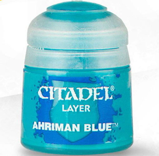 Picture of Citadel Paint: Layer - Ahriman Blue 12ml
