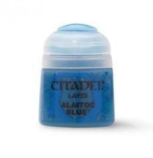 Picture of Citadel Paint: Layer - Alaitoc Blue