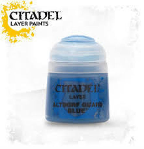 Picture of Citadel Paint: Layer - Altdorf Guard Blue
