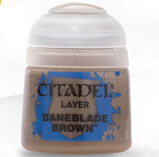 Picture of Citadel Paint: Layer - Baneblade Brown