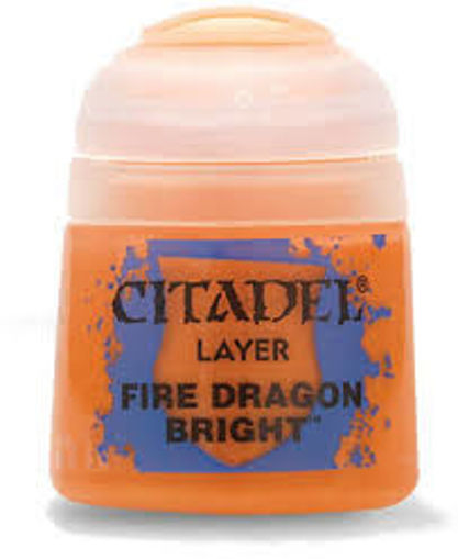 Picture of Citadel Paint: Layer - Fire Dragon Bright
