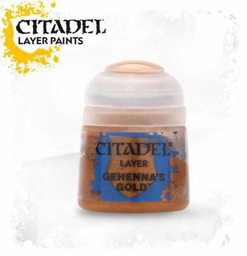 Picture of Citadel Paint: Layer - Gehennas Gold