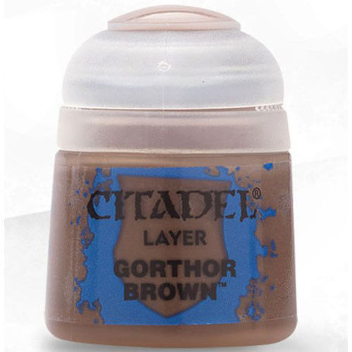 Picture of Citadel Paint: Layer - Gorthor Brown