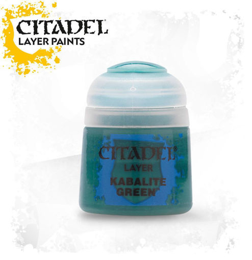Picture of Citadel Paint: Layer - Kabalite Green