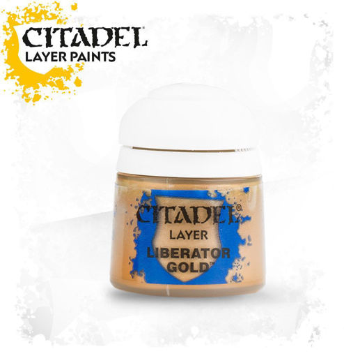 Picture of Citadel Paint: Layer - Liberator Gold