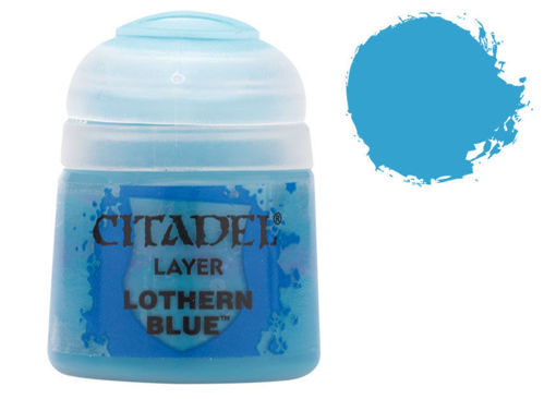 Picture of Citadel Paint: Layer - Lothern Blue