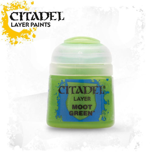 Picture of Citadel Paint: Layer - Moot Green