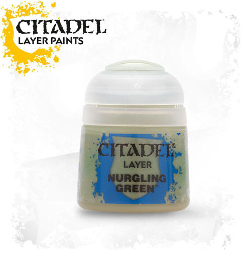 Picture of Citadel Paint: Layer - Nurgling Green