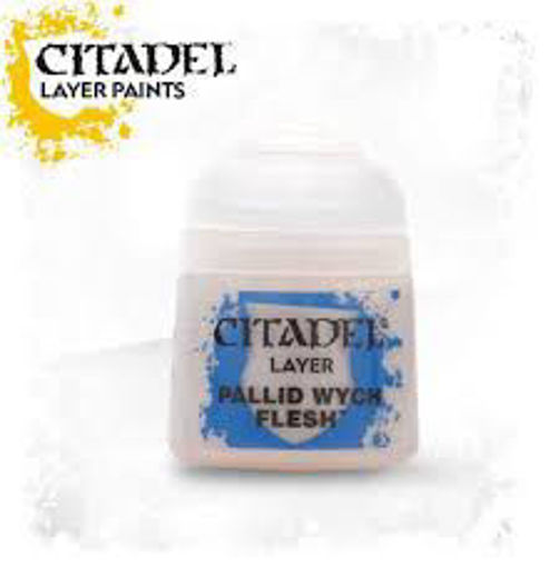 Picture of Citadel Paint: Layer - Pallid Wyche Flesh