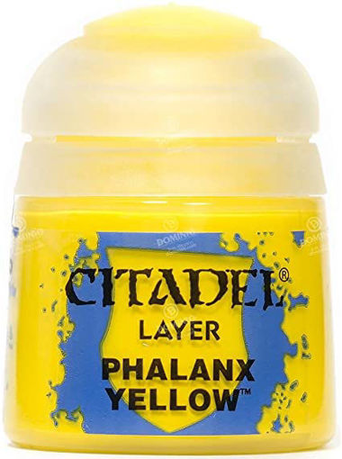 Picture of Citadel Paint: Layer - Phalanx Yellow