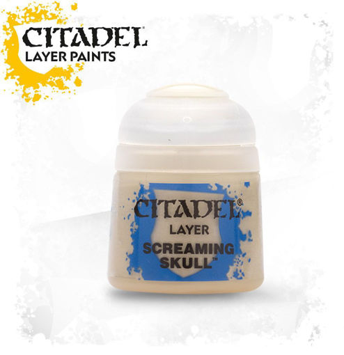 Picture of Citadel Paint: Layer - Screaming Skull