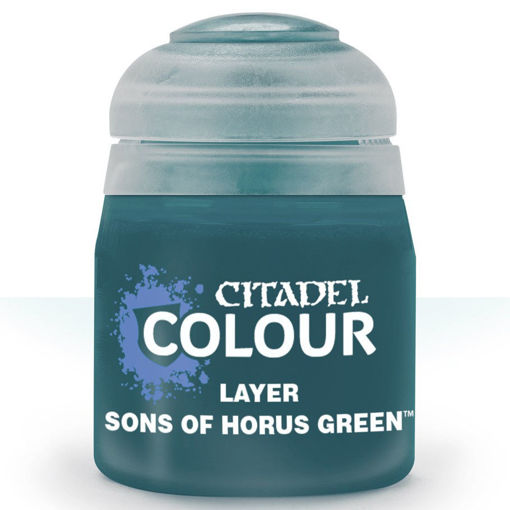 Picture of Citadel Paint: Layer - Sons of Horus Green