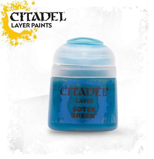 Picture of Citadel Paint: Layer - Sotek Green