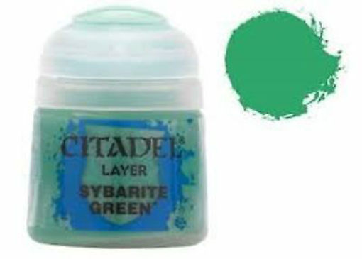 Picture of Citadel Paint: Layer - Sybarite Green