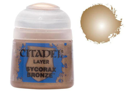 Picture of Citadel Paint: Layer - Sycorax Bronze