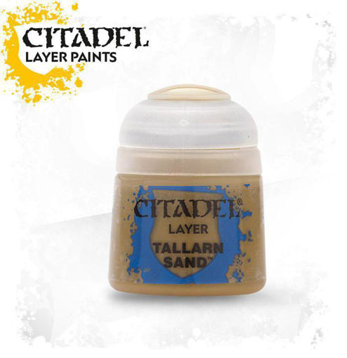 Picture of Citadel Paint: Layer - Tallarn Sand