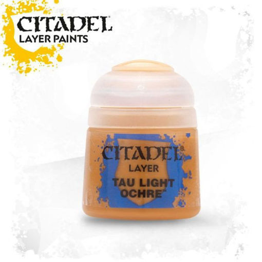 Picture of Citadel Paint: Layer - Tau Light Ochre