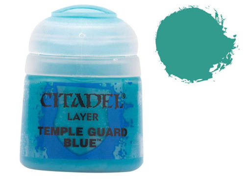 Picture of Citadel Paint: Layer - Temple Guard Blue