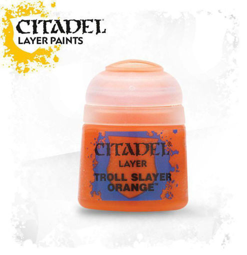 Picture of Citadel Paint: Layer - Troll Slayer Orange
