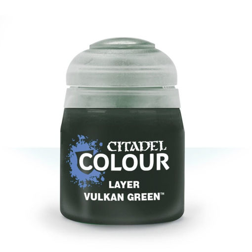 Picture of Citadel Paint: Layer - Vulkan Green